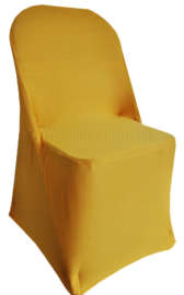 Gold Folding Chair Cover