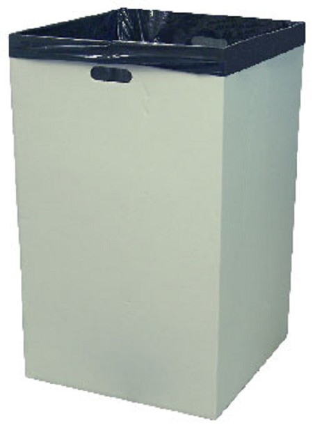 Disposable Trash Receptacle W/Liner