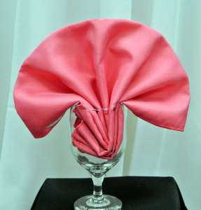 Watermelon Poly Napkin