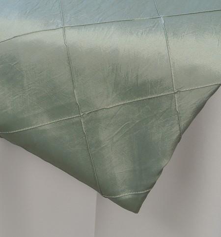 Aspen Mist 108″ Round Pintuck