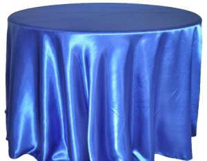 Royal Blue 108″ Round