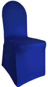 Royal Blue Banquet Spandex