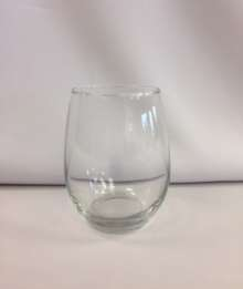 Stemless Wine Glass, 15oz