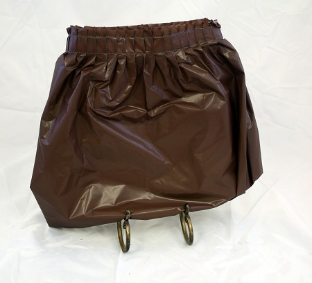 Vinyl Skirt 13.5′ – Chocolate