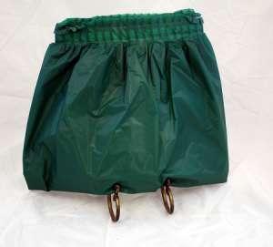 Vinyl Skirt 13.5′ – Hunter Green