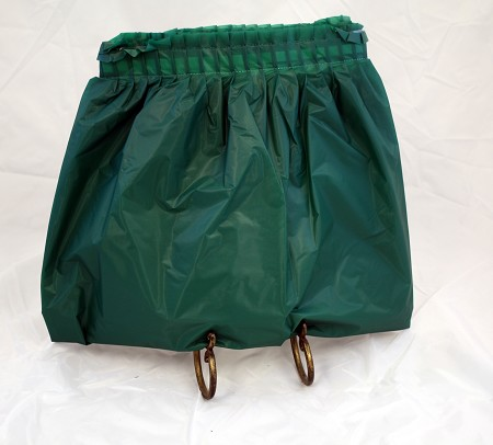 Vinyl Skirt 13.5′ – Hunter Green
