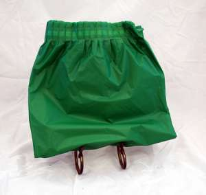 Vinyl Skirt 13.5′ – Kelly Green