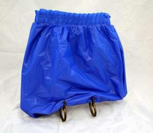 Vinyl Skirt 13.5′ – Blue