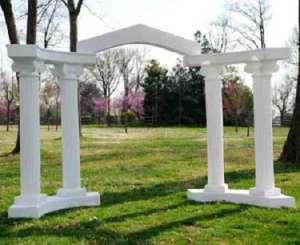 Colonnade Arch
