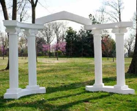 Colonnade Arch